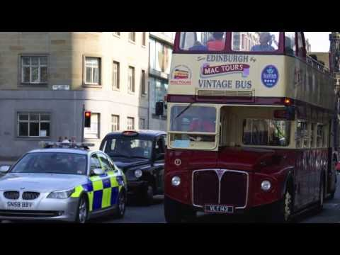Vehicles in Edinburgh and Glasgow (200 Subs Special Part 2)