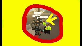 [Roblox London] Uk Road Wars Metropolitan Police Way!