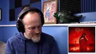 Opeth - Godhead's Lament, Reaction Video