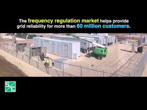 Minster Energy Storage Project