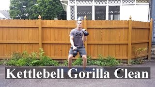 How to: Kettlebell Gorİlla Clean