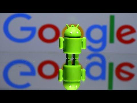 UE multa Google em 4340 milhões de euros