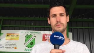Marcel Fennel (Kapitän SV Alemannia Waldalgesheim) im Interview