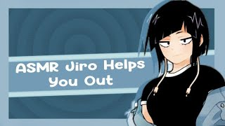 ASMR: Jiro Helps You Out||MHA AUDIO RP