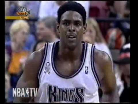 2002 NBA playoffs wcsf game 1 Dallas Mavericks-Sacramento Kings