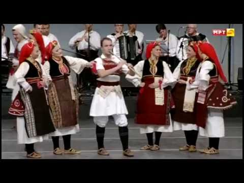 "National Ensemble for Dances and Songs of Macedonia ""Tanec"" Ambassador of Macedonian folklore!"