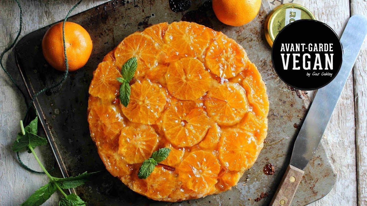 Mandarin Upside Down Cake Uk