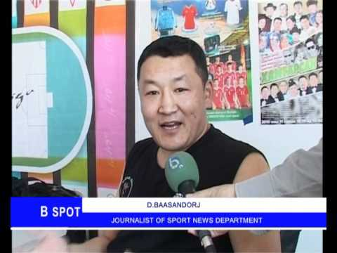 5S BTV television in Mongolia
