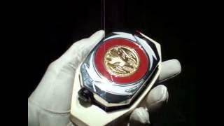 パワーレンジャー Mighty Morphin Power Rangers: Movie morpher prop replica thumbnail