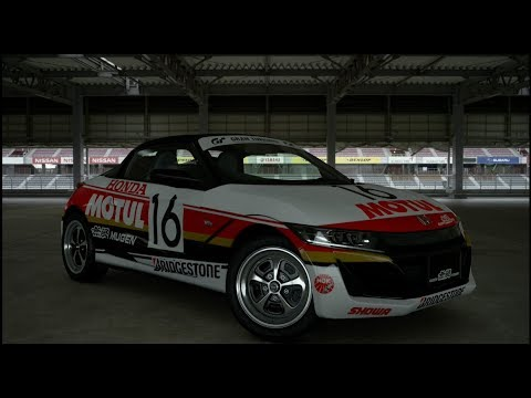 Hot Lap Sport: 2015 Honda S660 - Gran Turismo Sport