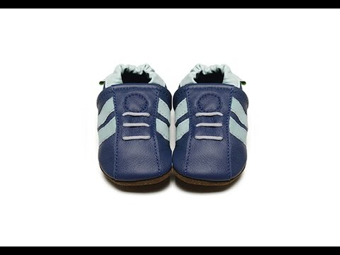 Soft Sole Baby Shoes for Boys