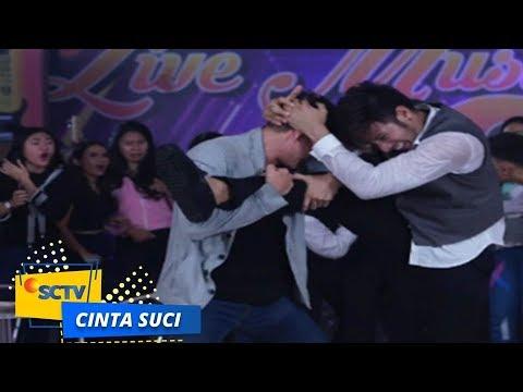 Waduh Marcel Bertengkar Hebat dengan Nathan  Cinta Suci - Episode 140