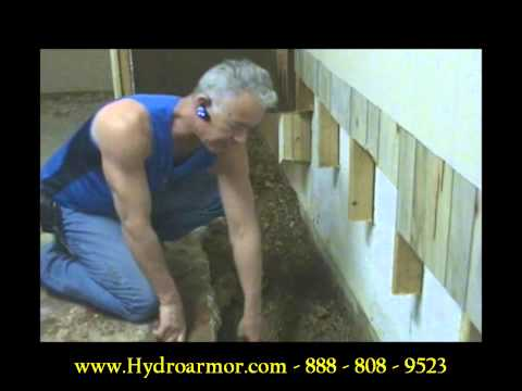 Basement Waterproofing - Compairing Systems and Companies
