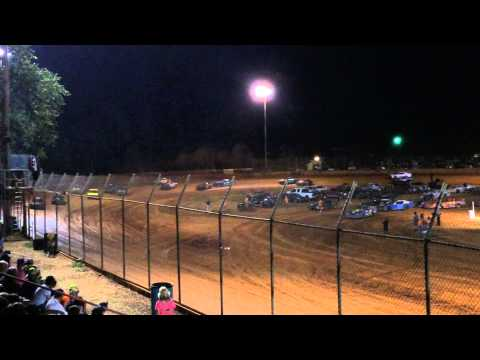 Thunder Sportsman Racing at Harris Speedway Forest City, NC July 5 2015 1