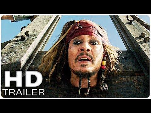 Пираты Карибского моря 5 все новые Русский клипы (2017)