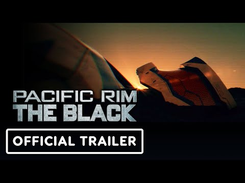 Pacific Rim: The Black - Official Anime Teaser Trailer (2021) Netflix