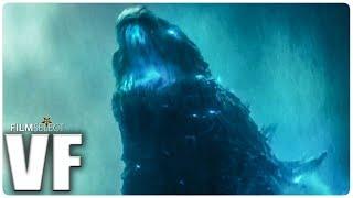 GODZILLA 2: Roi des Monstres Bande Annonce VF (2019)