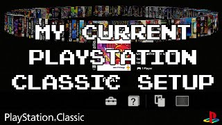 Playstation Classic Hacked with added games and a new look