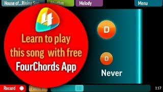 Easy Guitar Lesson -- A horse with no name - America - Tutorial with chords + Lyrics