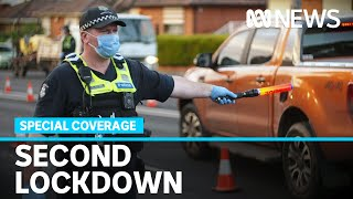 Special Coverage Of Melbourne's Return To Covid-19 Lockdown | Abc News