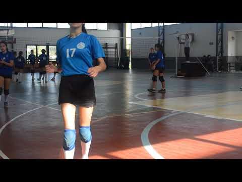 campus volley sub 19 vs sub 16