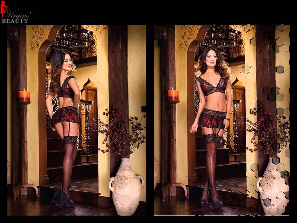 34a4e9bce Virgins Beauty Lingerie - YouTube