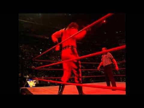 Kane vs. Mankind - Survivor Series 1997