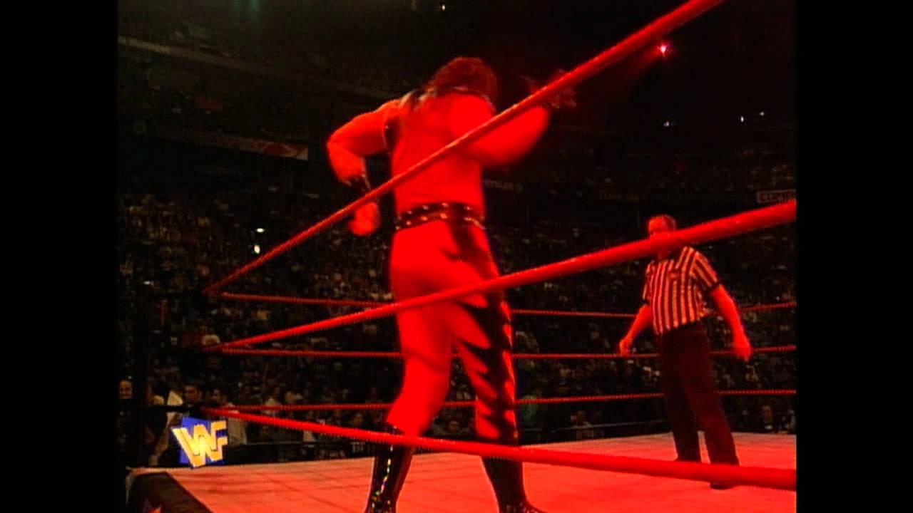 Image result for WWE Survivor Series Team Mankind vs Kane wwe.com