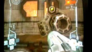 metroid prime: map station glitch