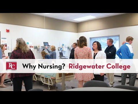 Why Nursing at Ridgewater College?