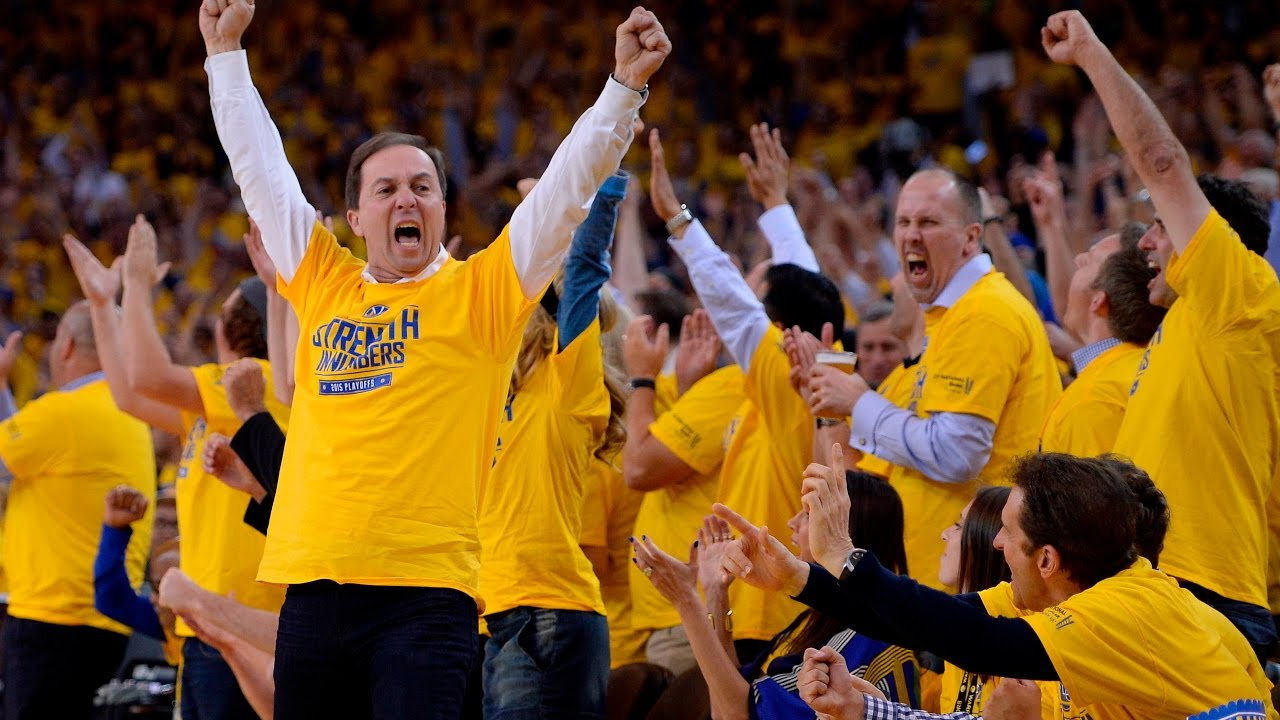 Warriors owner Joe Lacob turns failed venture into triumph - YouTube