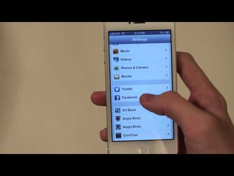 How To Unlink Facebook Contacts In Ios