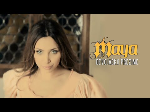 Maya Berovi - Djevojako prezime - (Official Video 2011) HD
