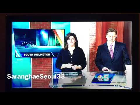 News Blooper Yawning Reporter Bad Timing WPTZ NBC 5 NewsChannel 5