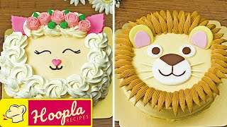 Ultimate Cake Decorating Ideas for Beginners | Homemade Desserts by Hoopla Recipes