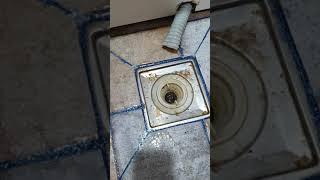 욕실 배수구 청소 쉽게하기 하수구 막힘 꿀팁
