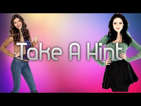 Download Take A Hint - Victorious Cast ft. Victoria Justice and Elizabeth Gillies [Lyrics]