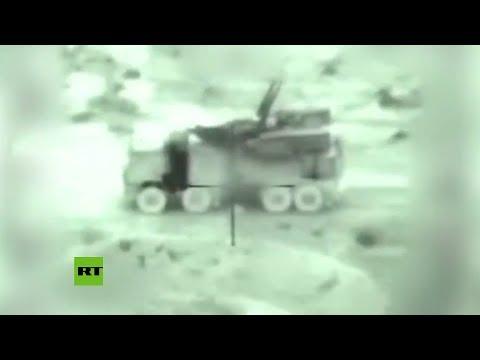 RT en Español: Ejército israelí ataca baterías de defensa aérea de Siria