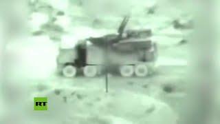 Ejército israelí ataca baterías de defensa aérea de Siria