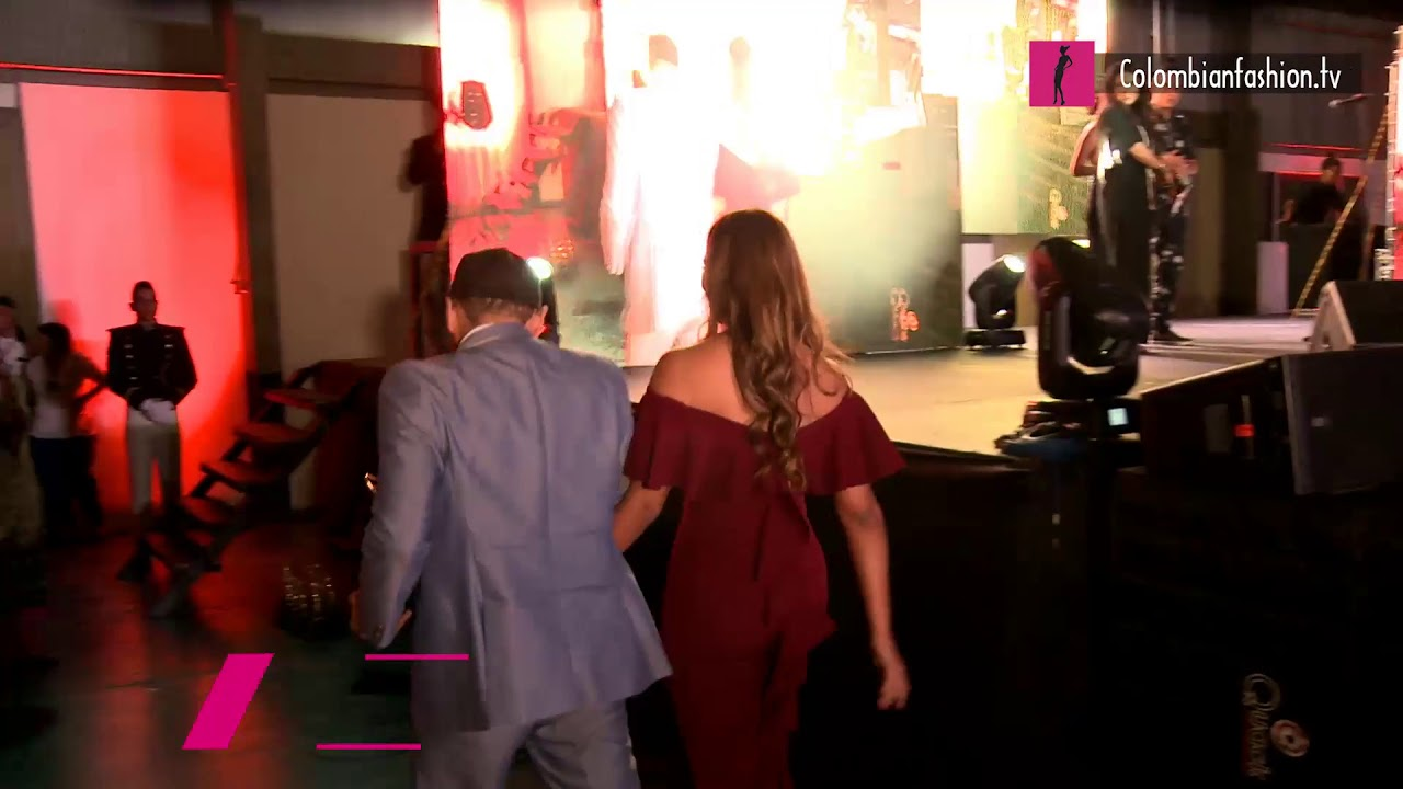 Mejor presentadora de variedades - Viviana Barakat - Premios al Talento y la Moda Vallecaucana