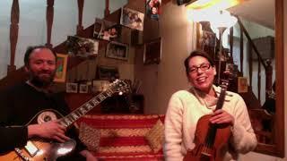 #QuedateEnCasa / Polyana Brehmer 1ª Viola OSULS / SALUDO MUSICAL