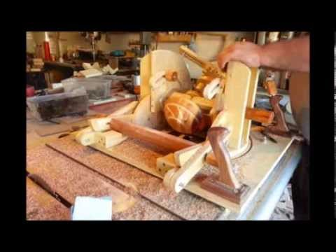Wood Bowl Jig For A Table Saw Router The Bowl Blaster