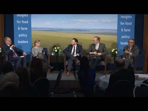 Farm Bill Summit Panel Discussion: Bridging the Gaps Between Farm and Food Policy