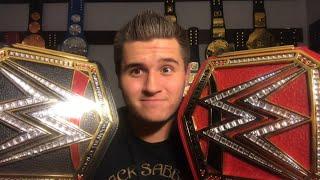 WWE CHAMPIONS Roman Reigns