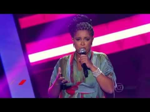 Gau Silva canta 'Angela' no 'The Voice Brasil' - Audições | 4ª Temporada