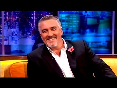 """Paul Hollywood"" Jonathan Ross Show Series 5 Ep 4 2 November 2013 Part 1/5"