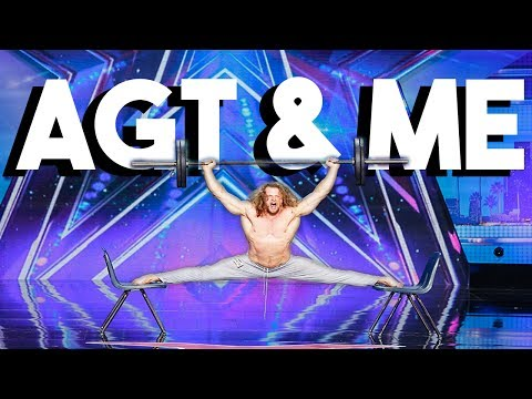 Men's Fitness Shoot & America's Got Talent Experience