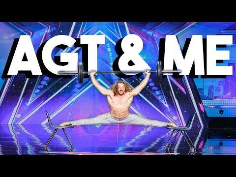 Men's Fitness Shoot & America's Got Talent Experience