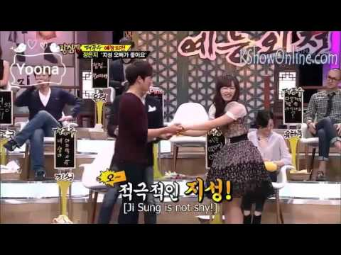 ENGSUB Jung Eun Ji APINK and Jisung  Strong Heart Ep 151