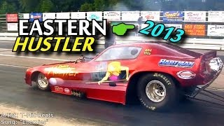 Extremely FAST & LOUD Trans AM Funny Car w/ Bill Sexton's Eastern Hustler | Sanford Sound 2013